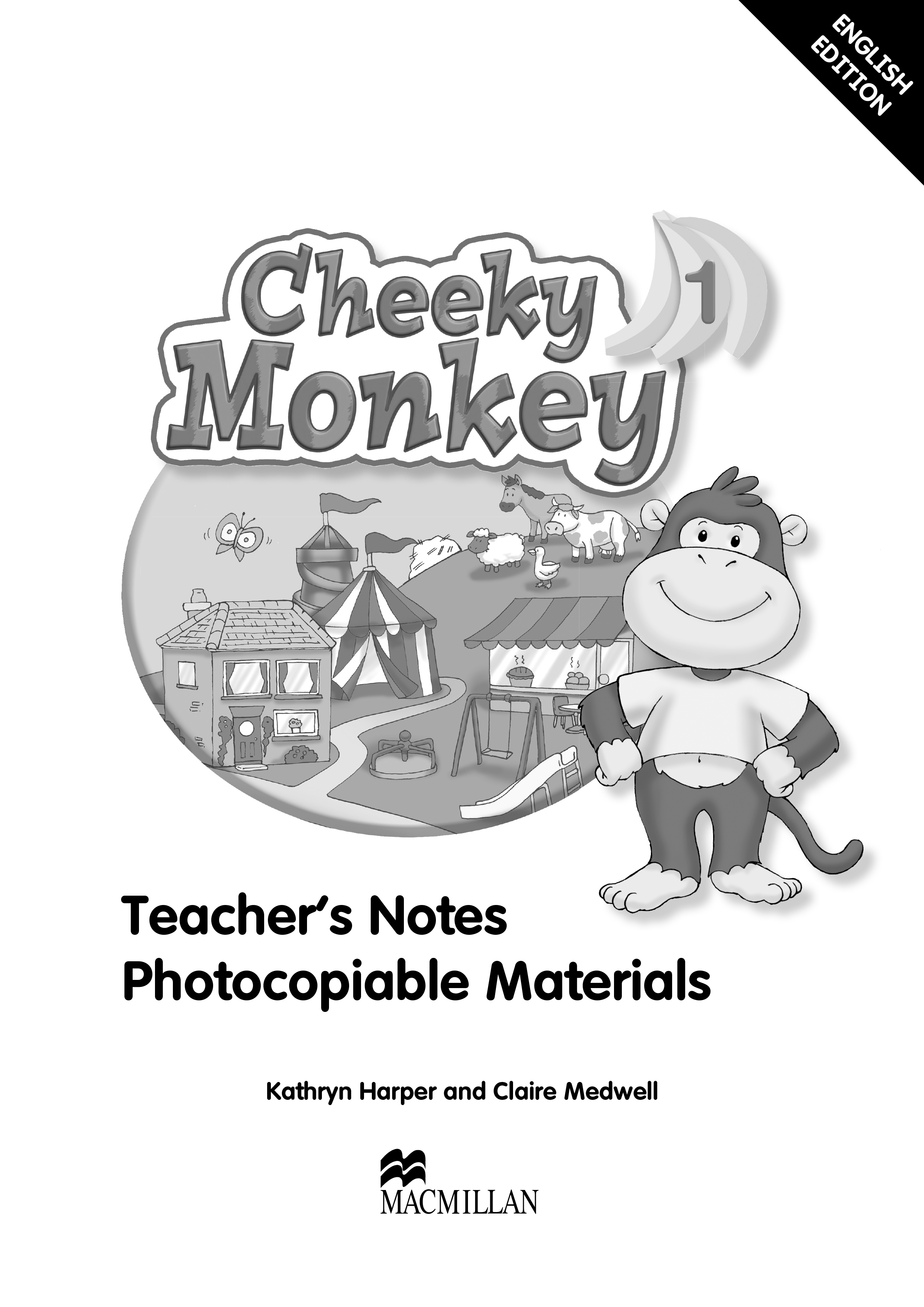 Cheeky Monkey 1 Teacher