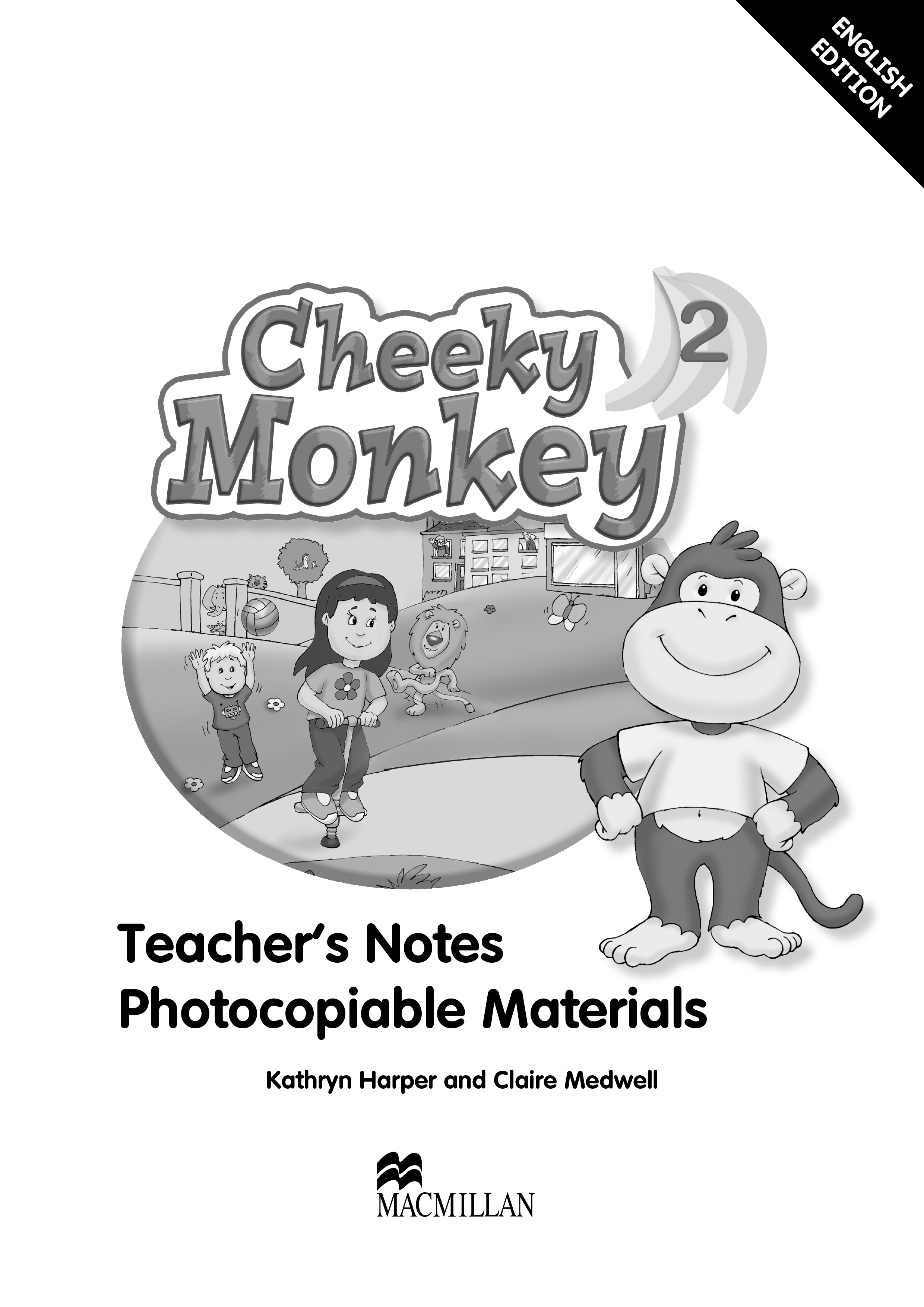 Cheeky Monkey 2 Teacher