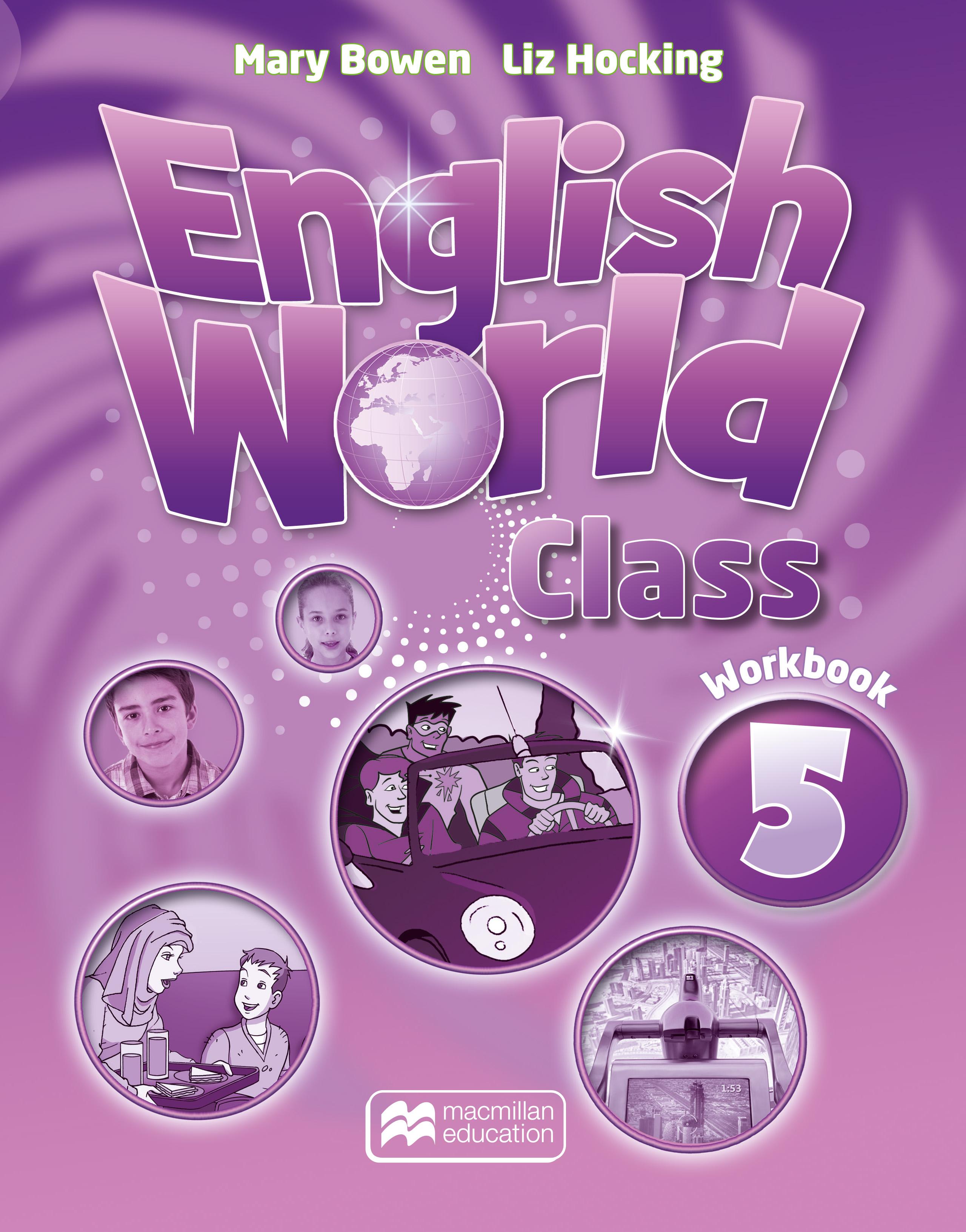 English World Class Level 5 Workbook