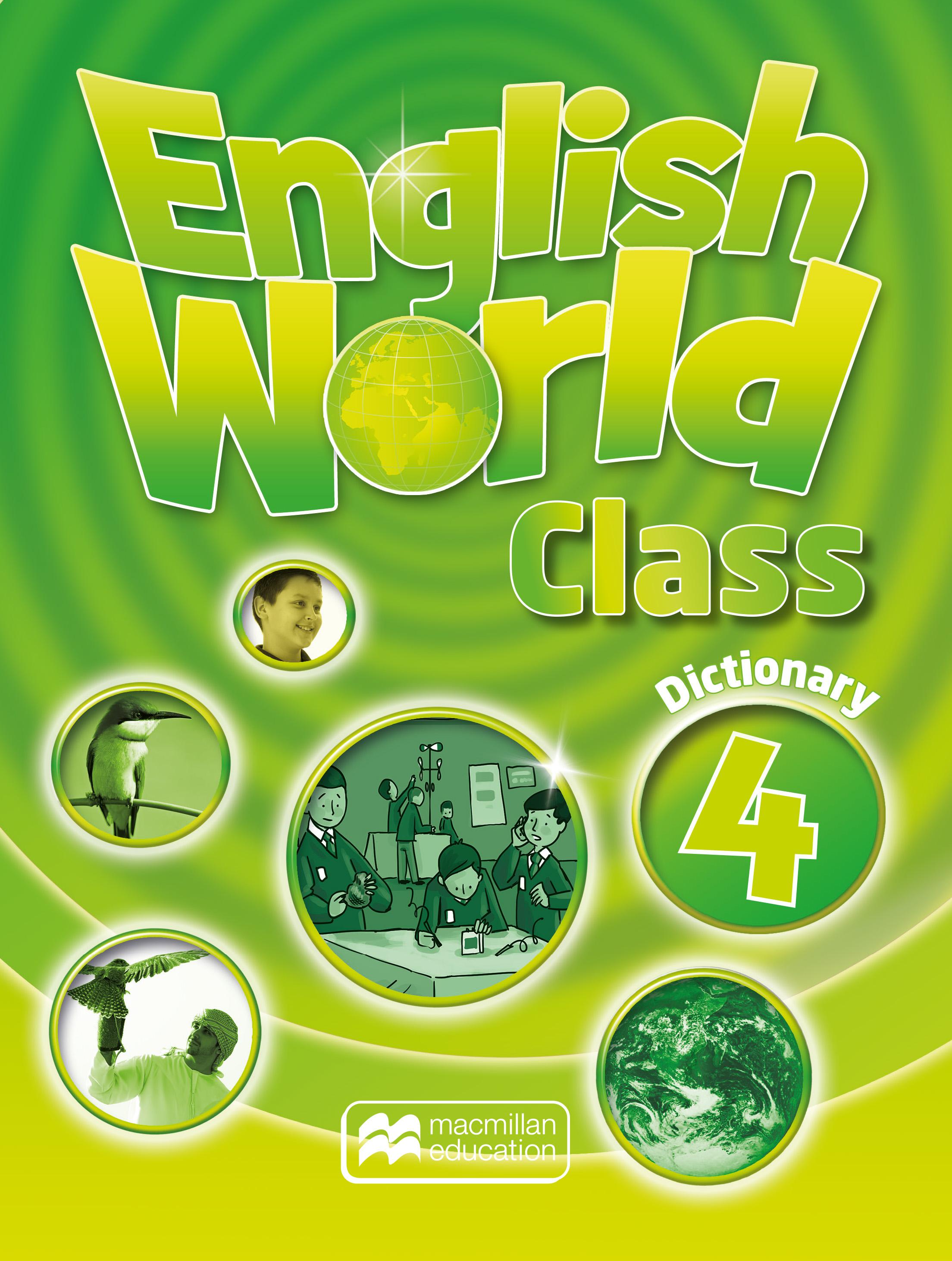 English World Class Level 4 Dictionary