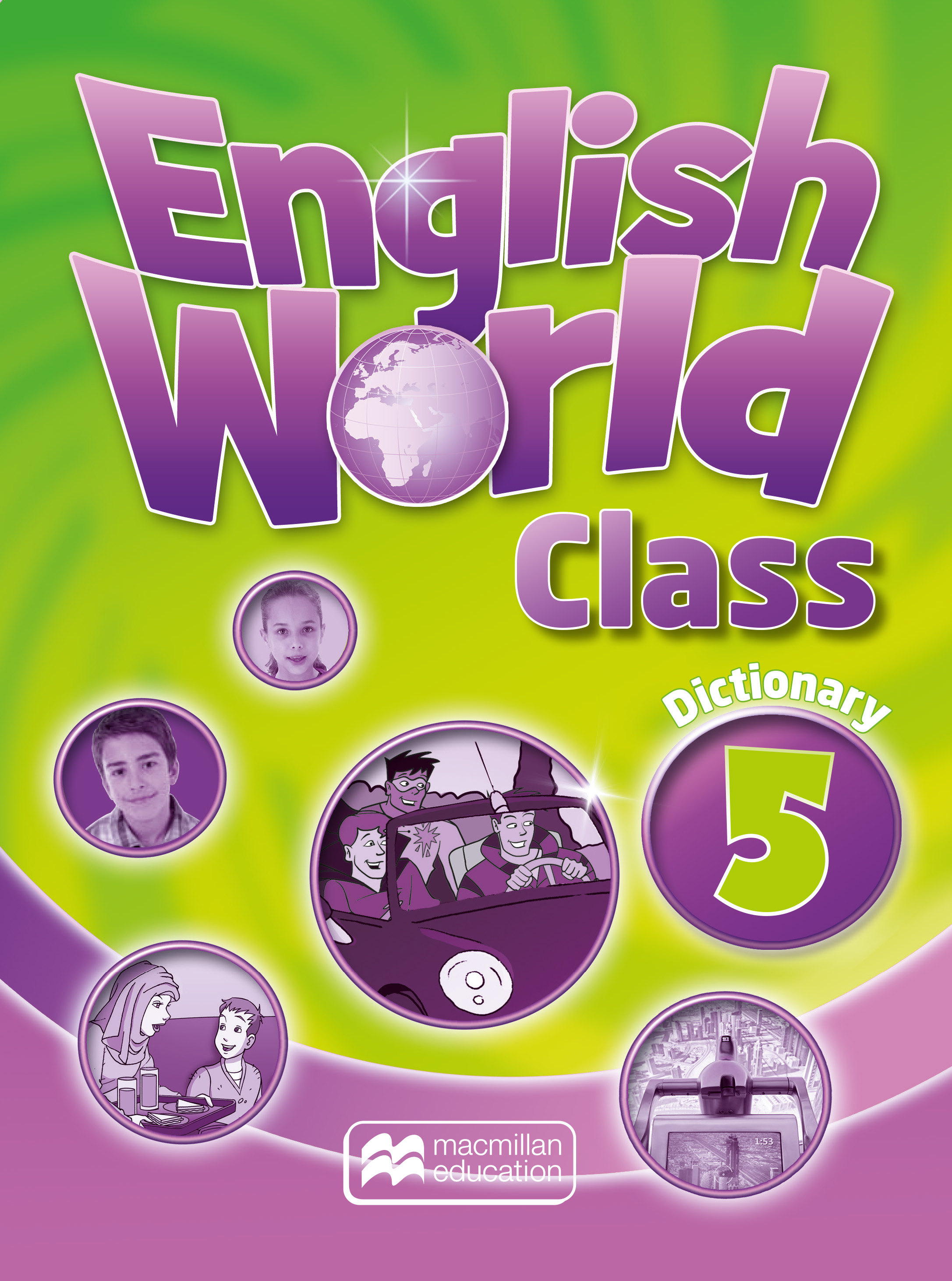 English World Class Level 5 Dictionary