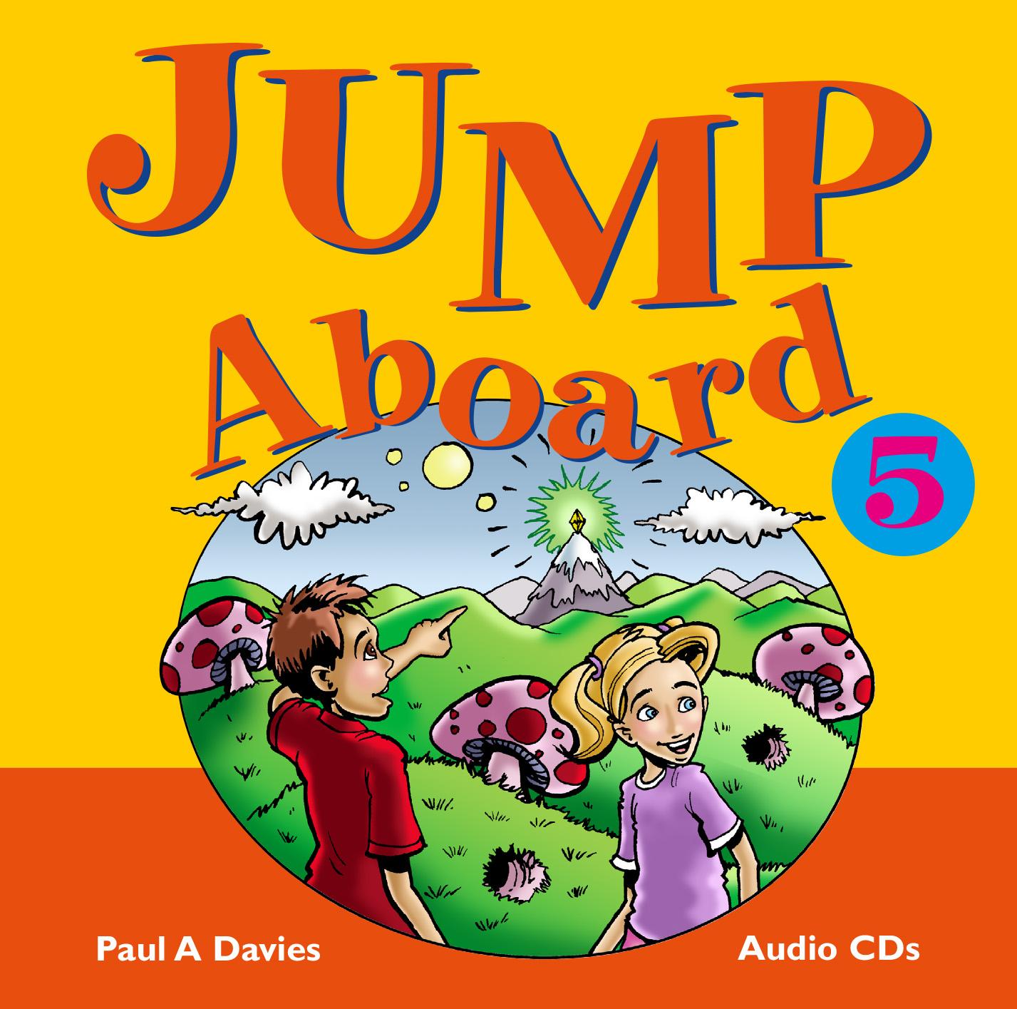 Jump Aboard 5 CDx2