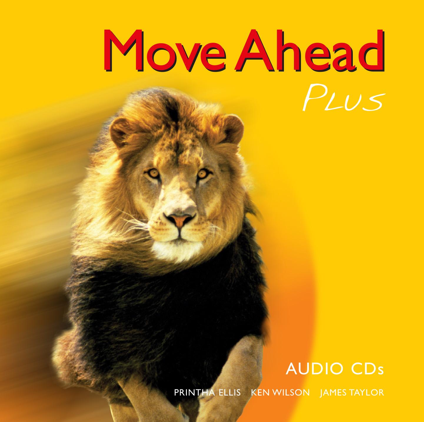 Move Ahead Plus Level Class Audio CD