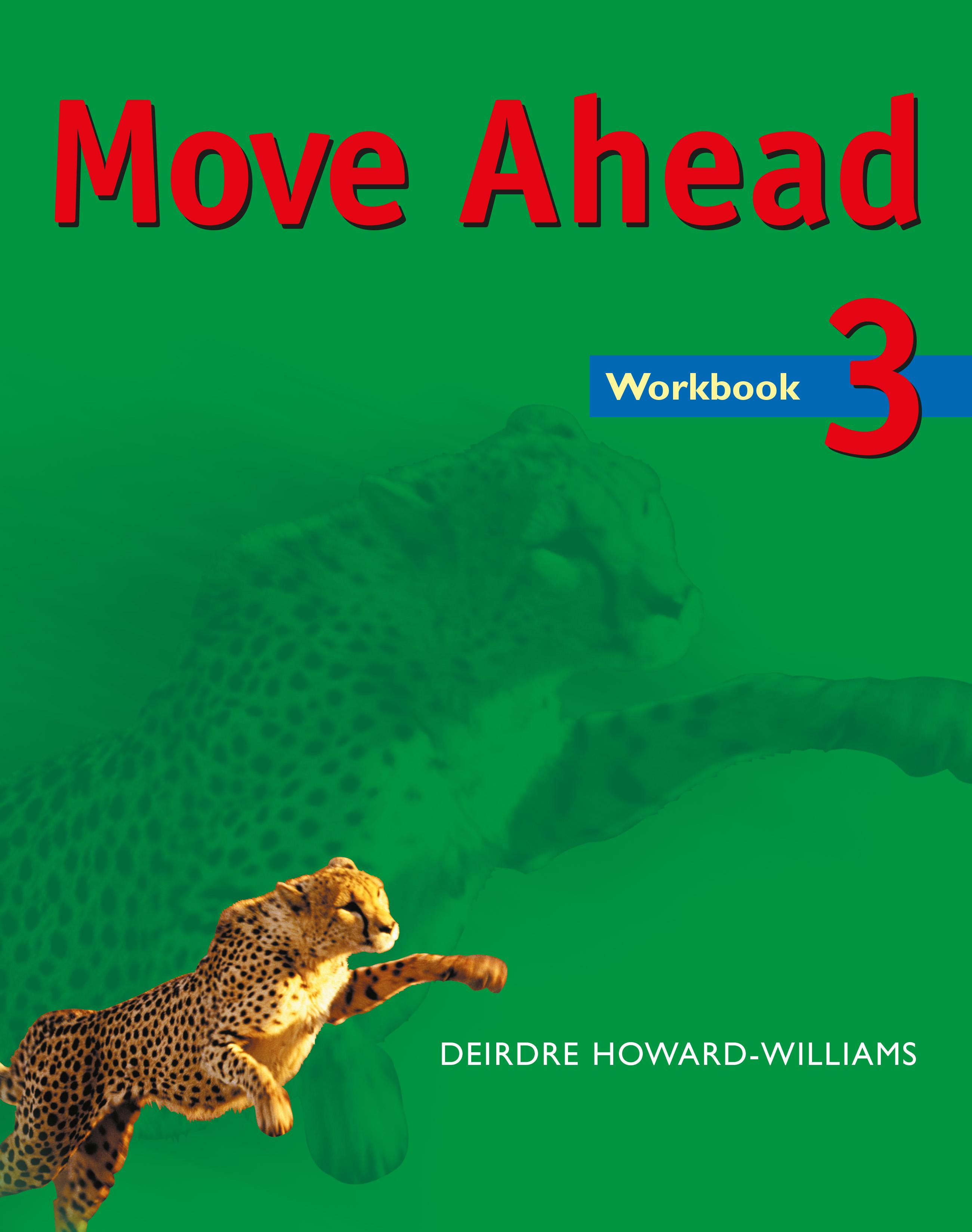 Move Ahead 3 Workbook