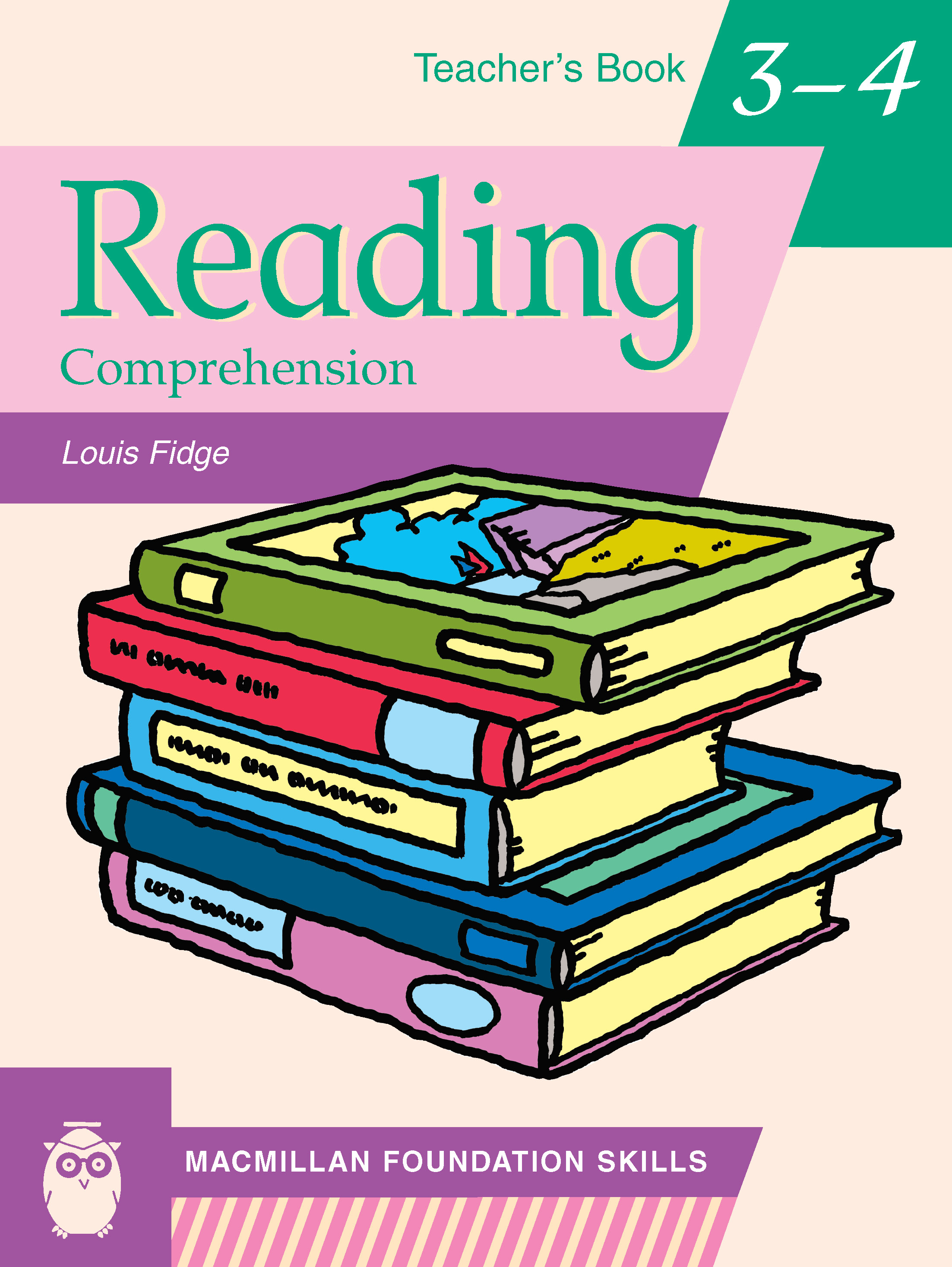 Reading Comprehension TB 3-4