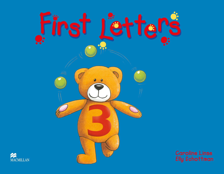 Fingerprints 3 First Letters Book