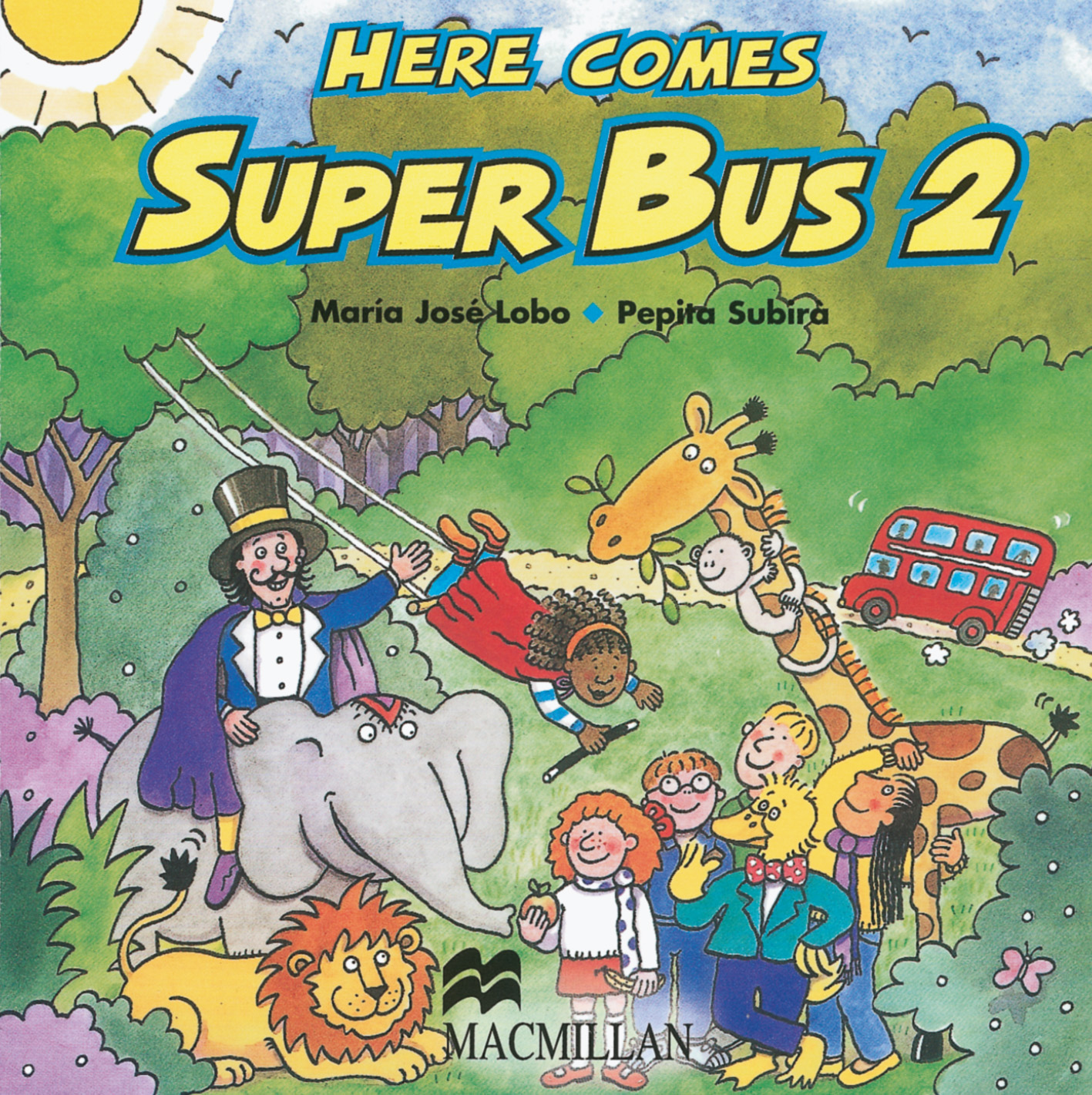 Here Comes Super Bus 2 Class Audio CD