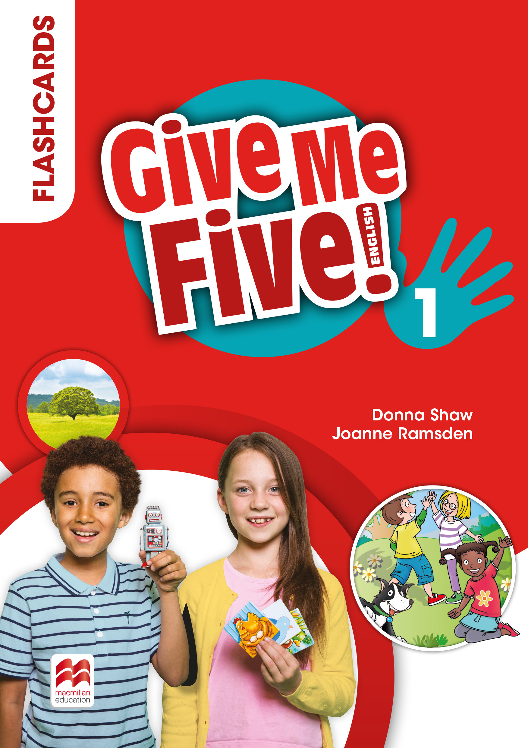 Give Me Five! Level 1 Flashcards