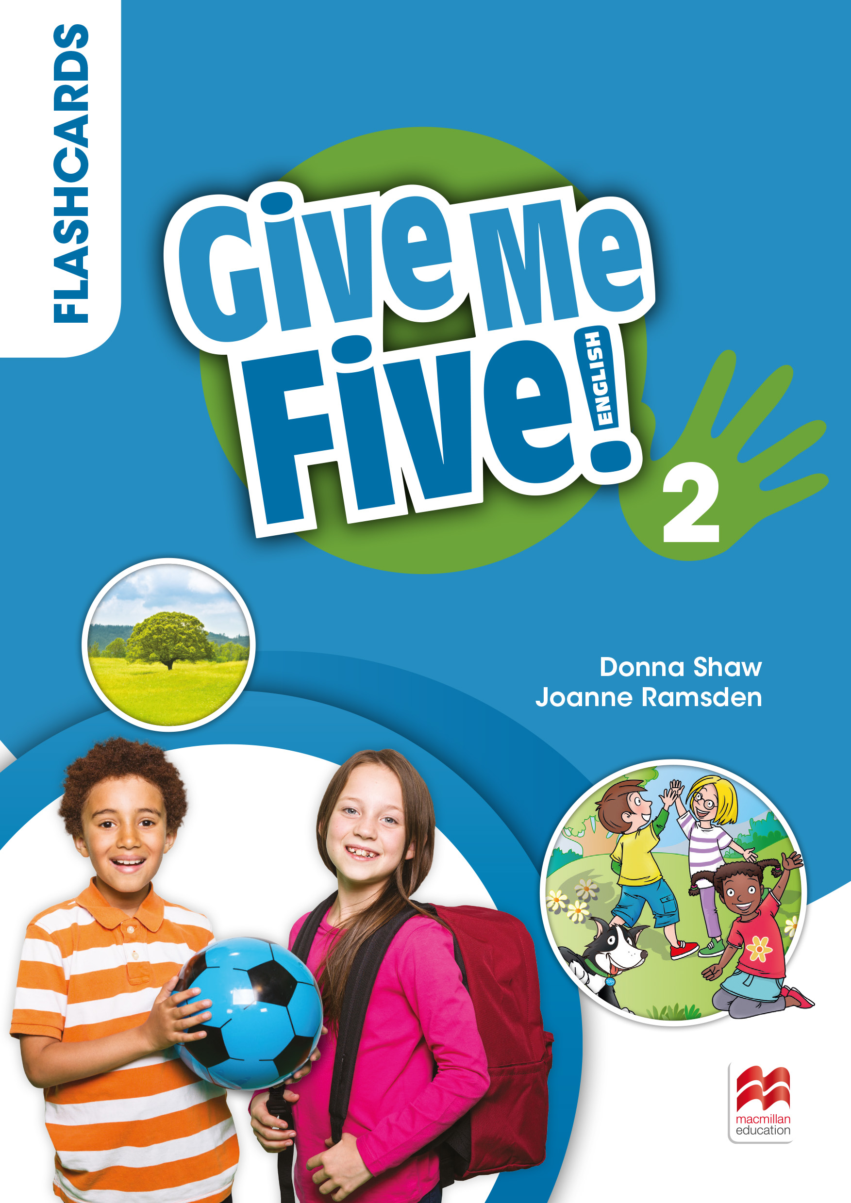 Give Me Five! Level 2 Flashcards