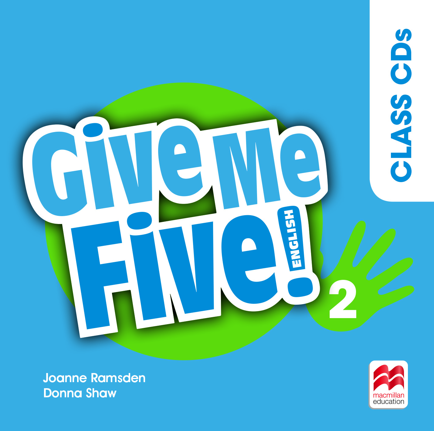 Give Me Five! Level 2 Audio CDs