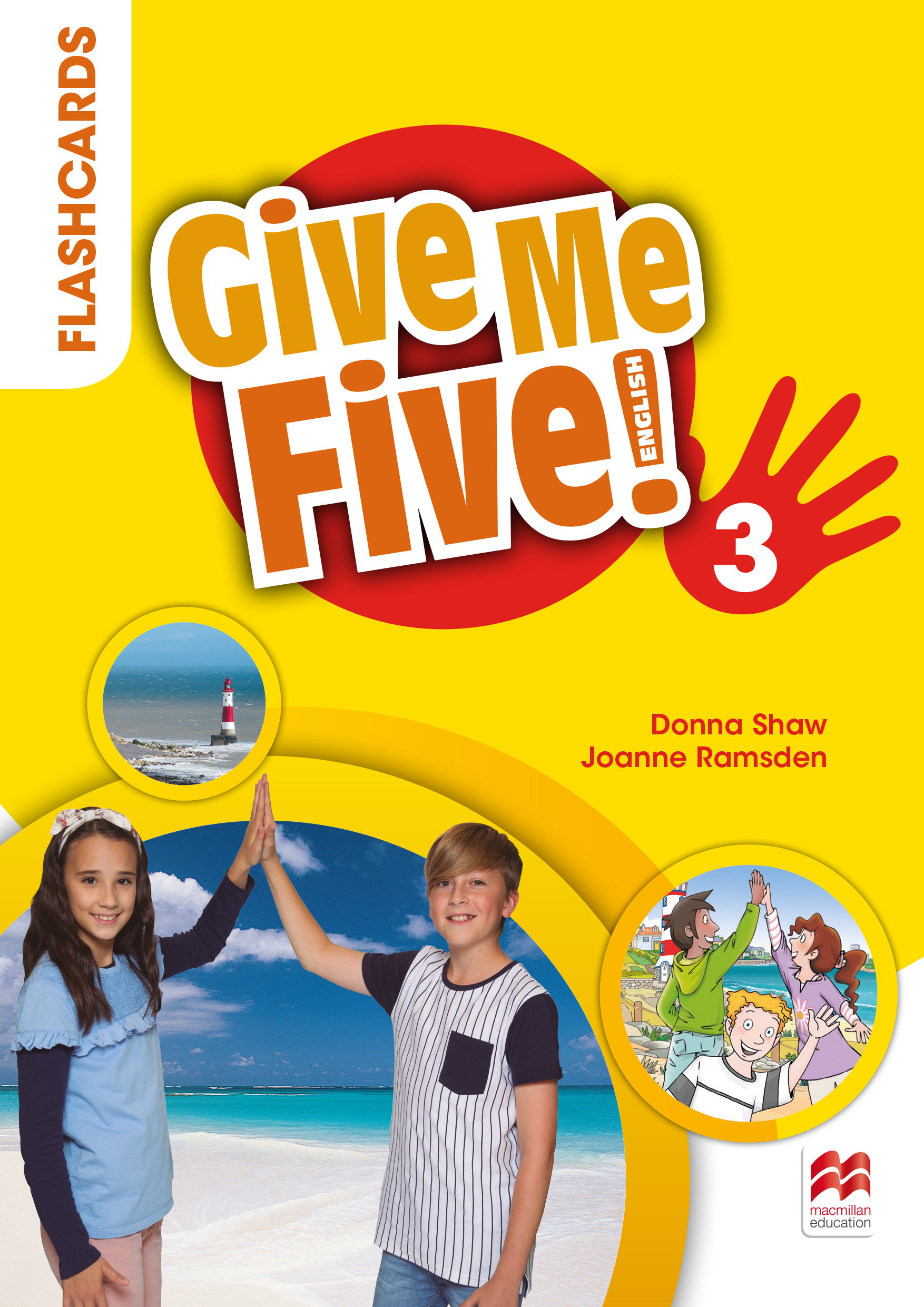 Give Me Five! Level 3 Flashcards