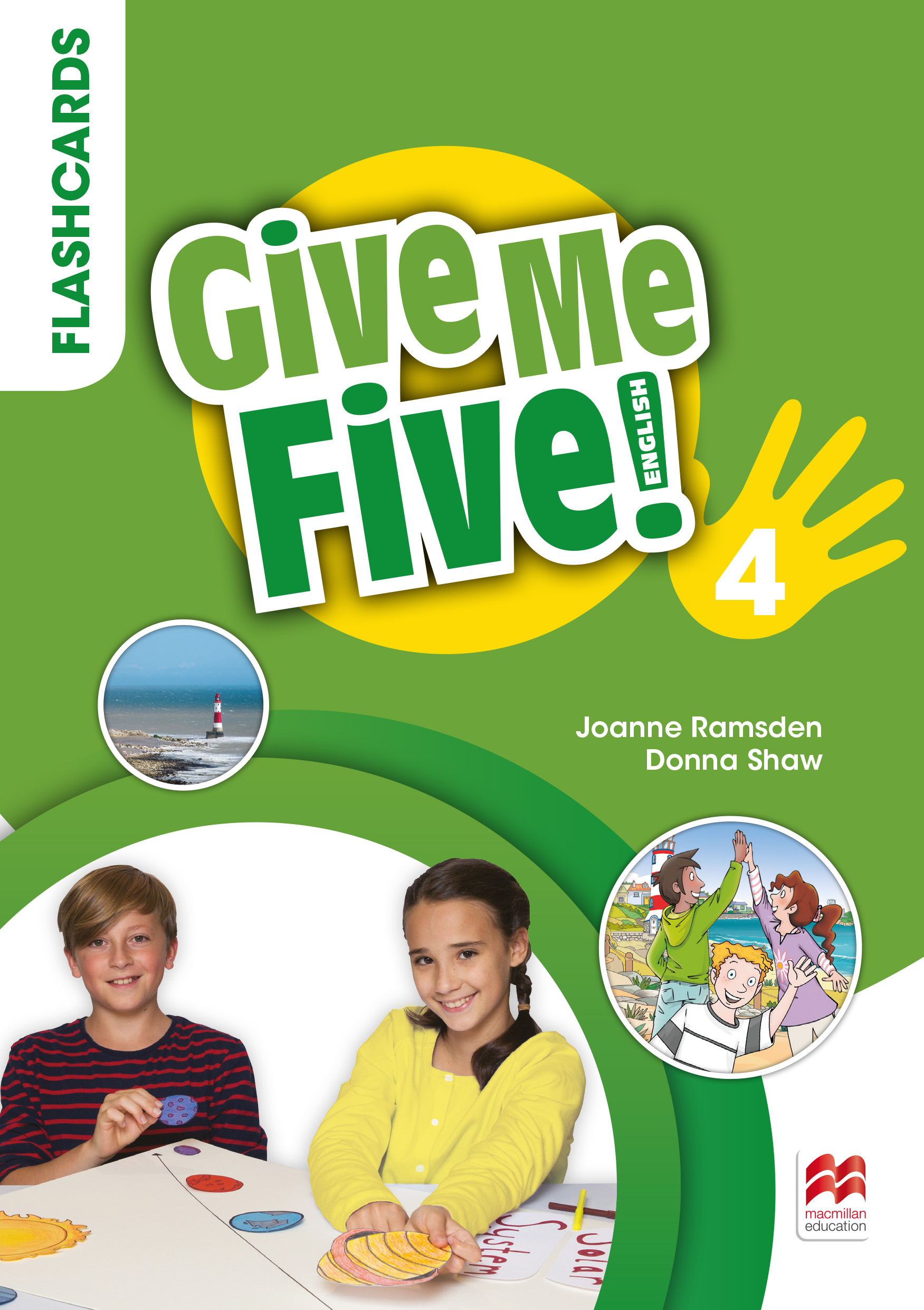 Give Me Five! Level 4 Flashcards