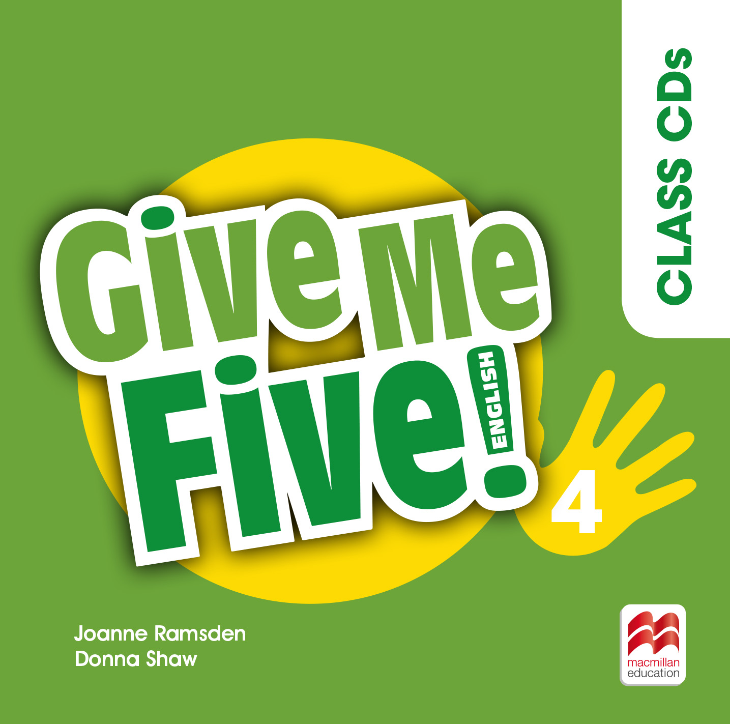Give Me Five! Level 4 Audio CDs