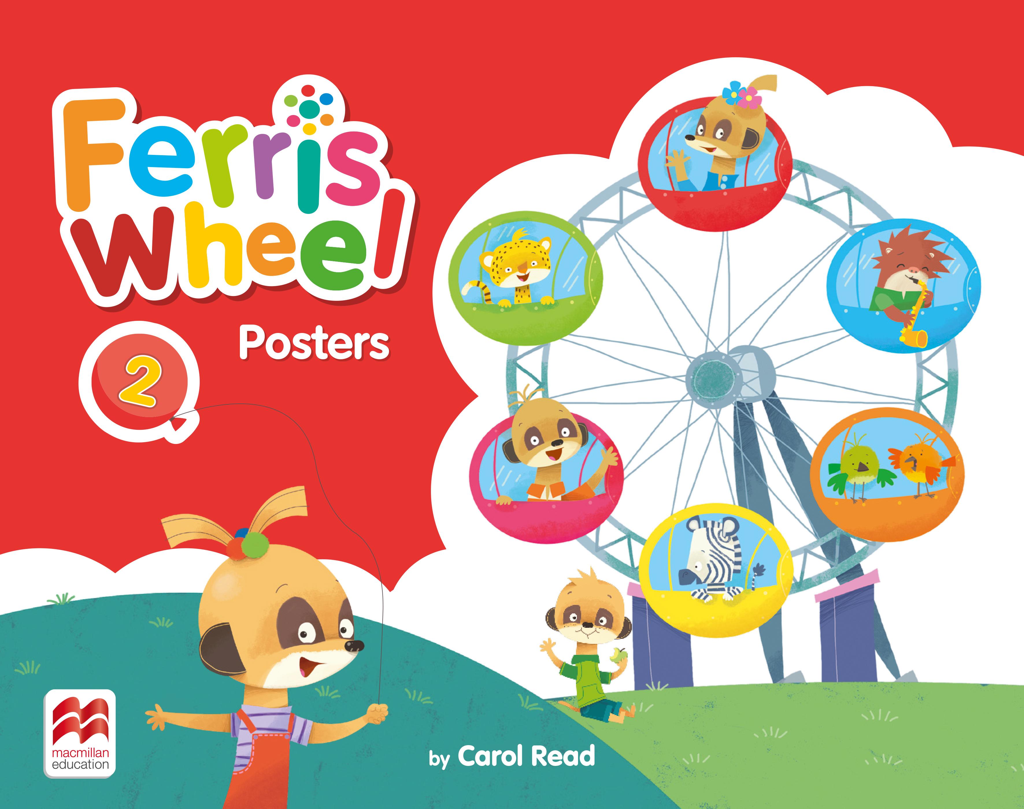Ferris Wheel Level 2 Posters