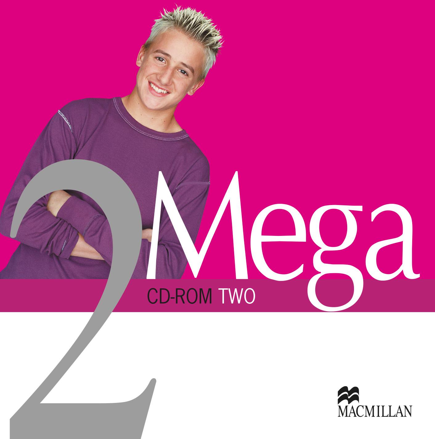 Mega 2  CD-ROM