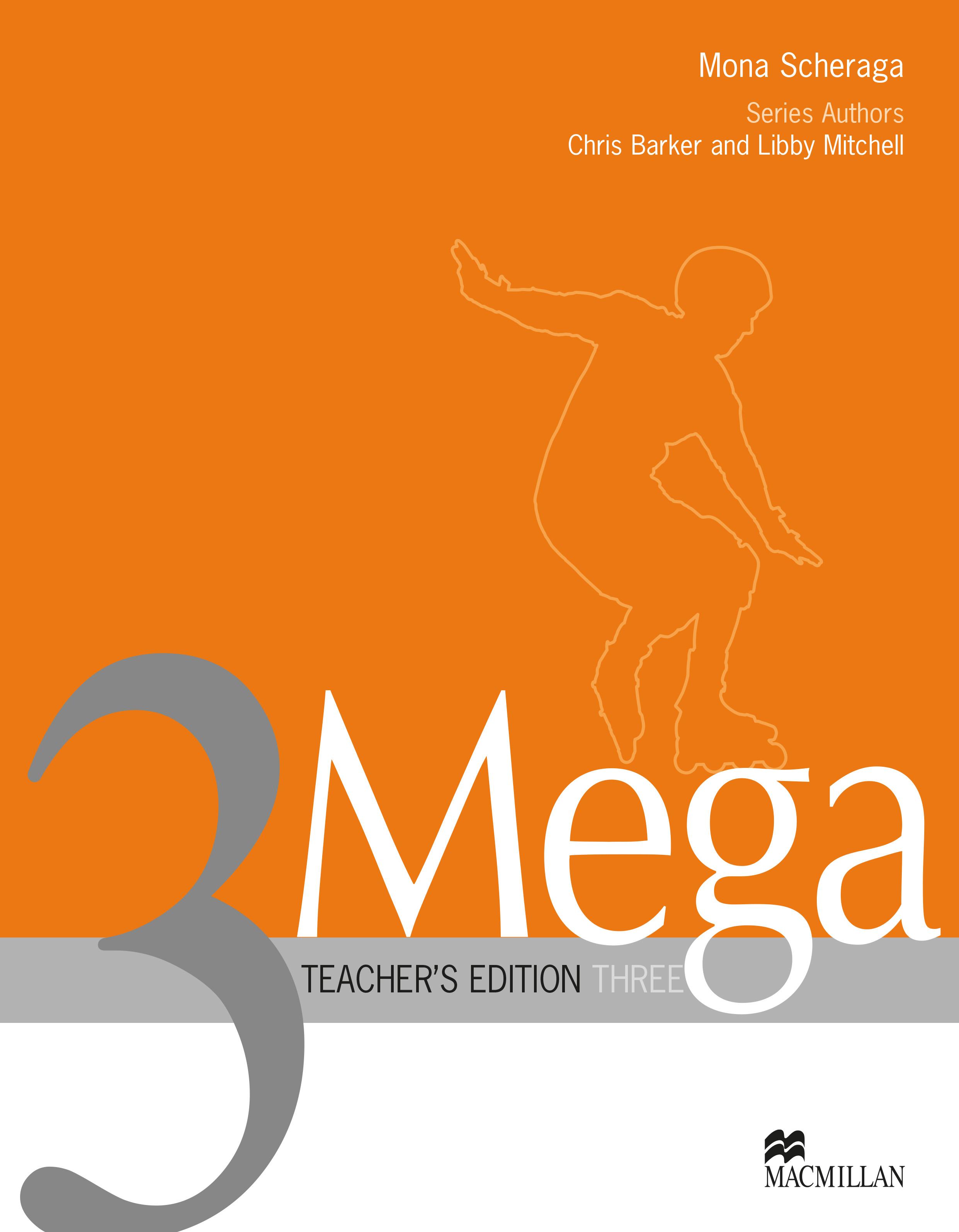 Mega 3 Teacher
