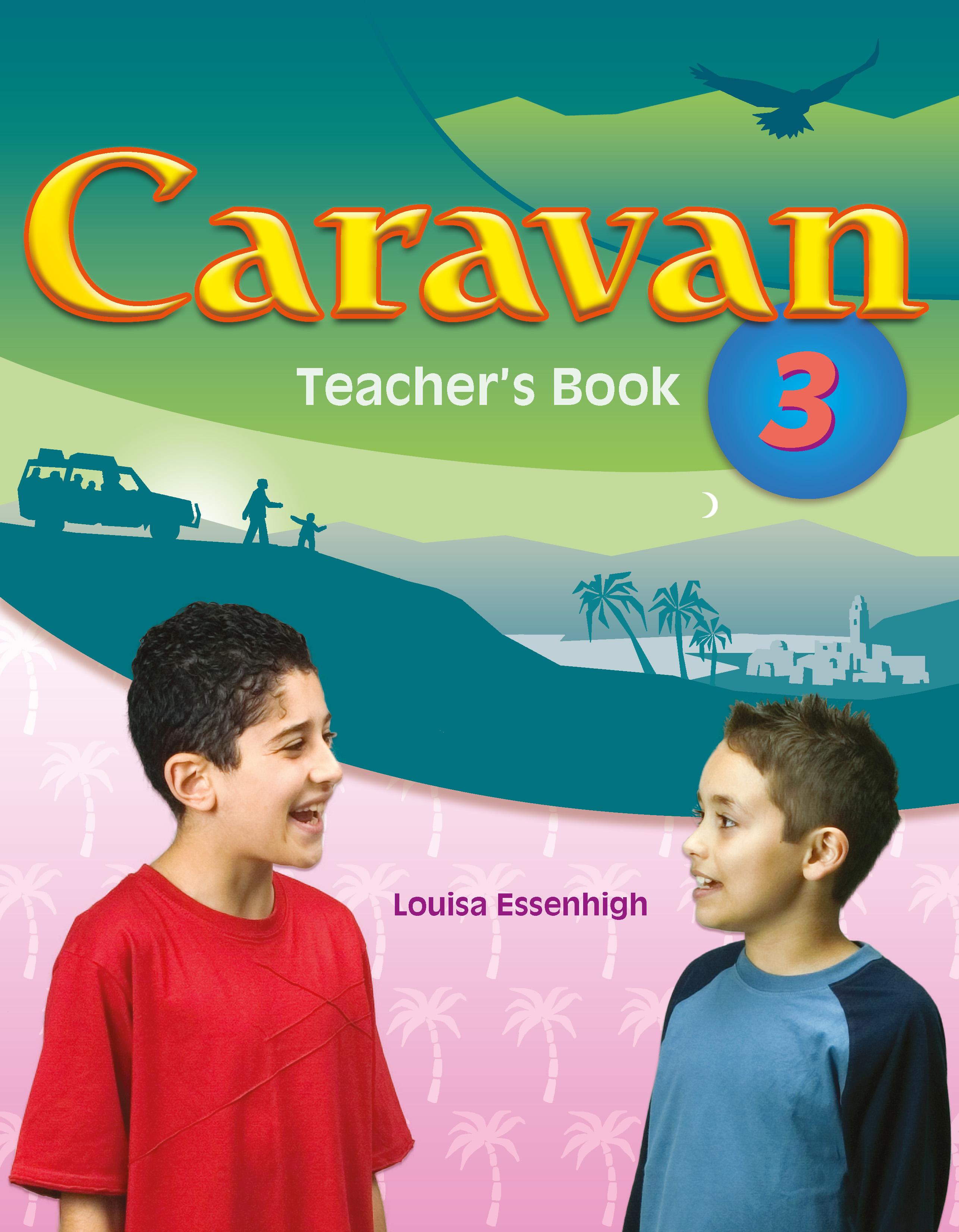 Caravan 3 Teacher