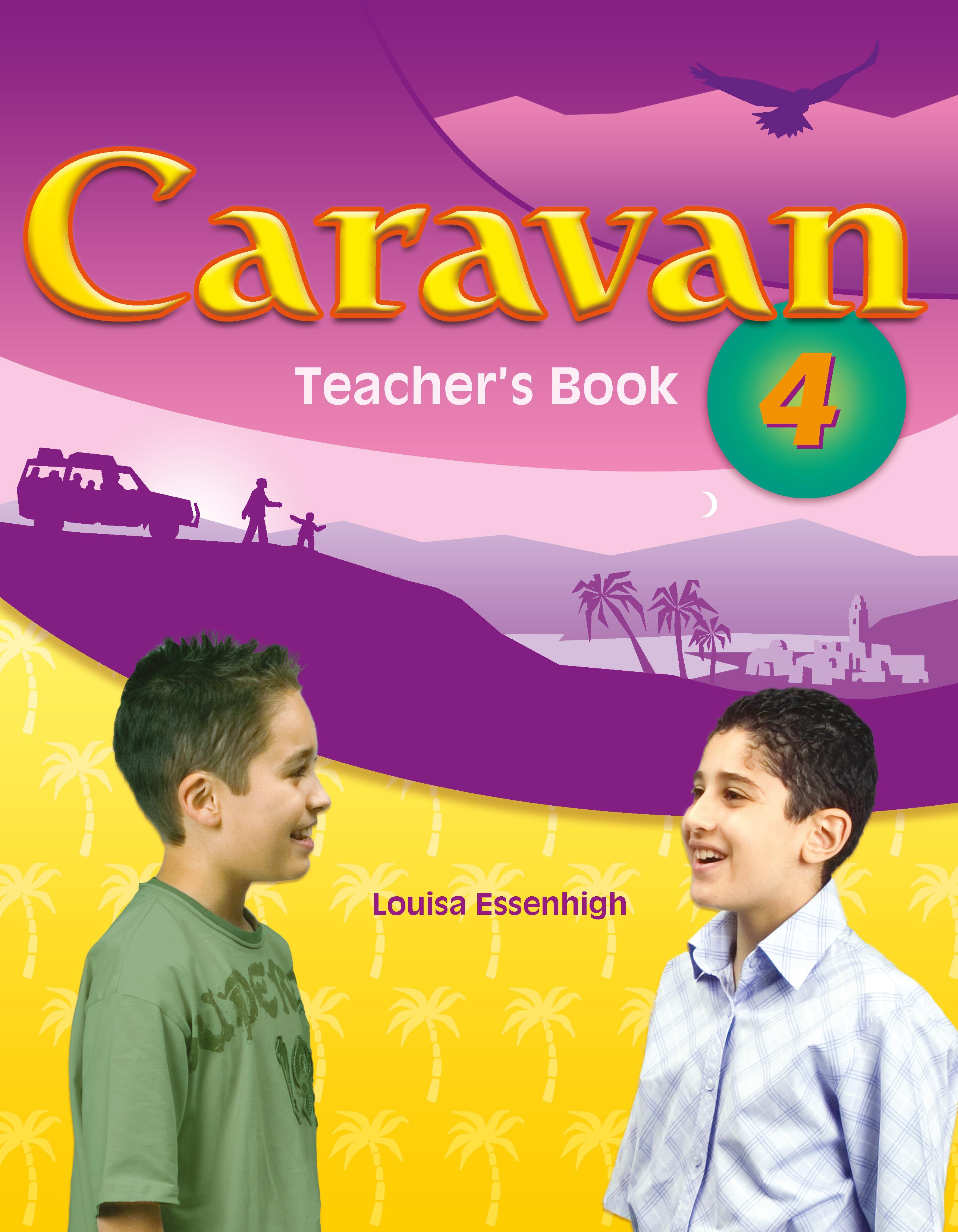 Caravan 4 Teacher