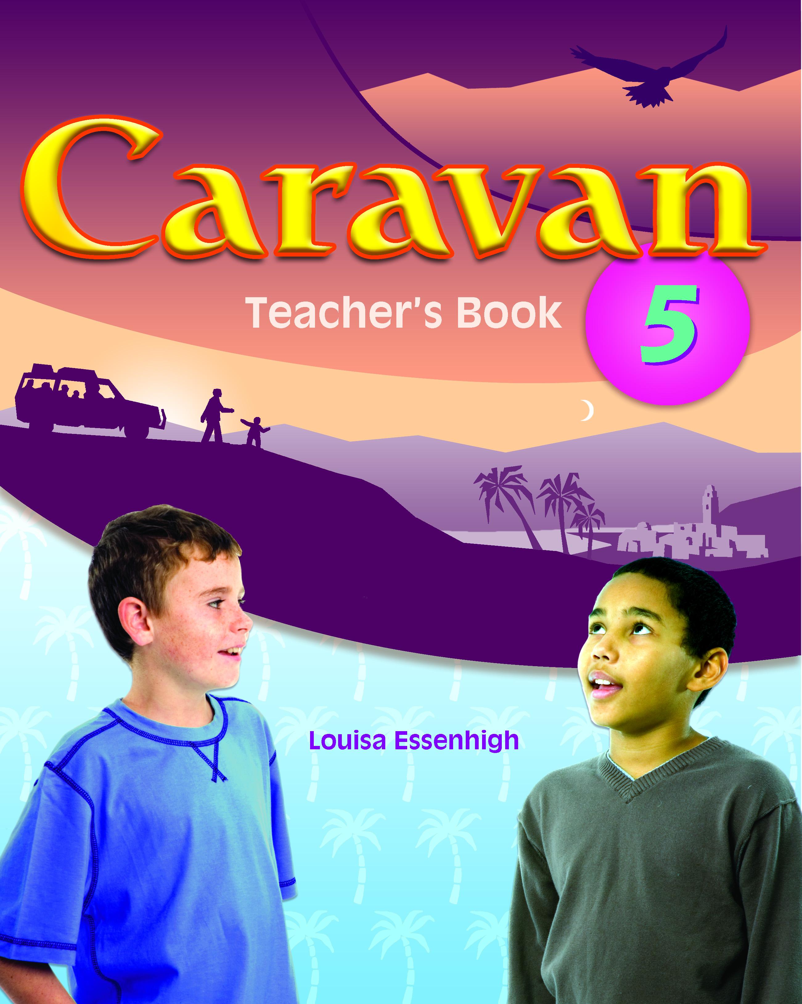 Caravan 5 Teacher