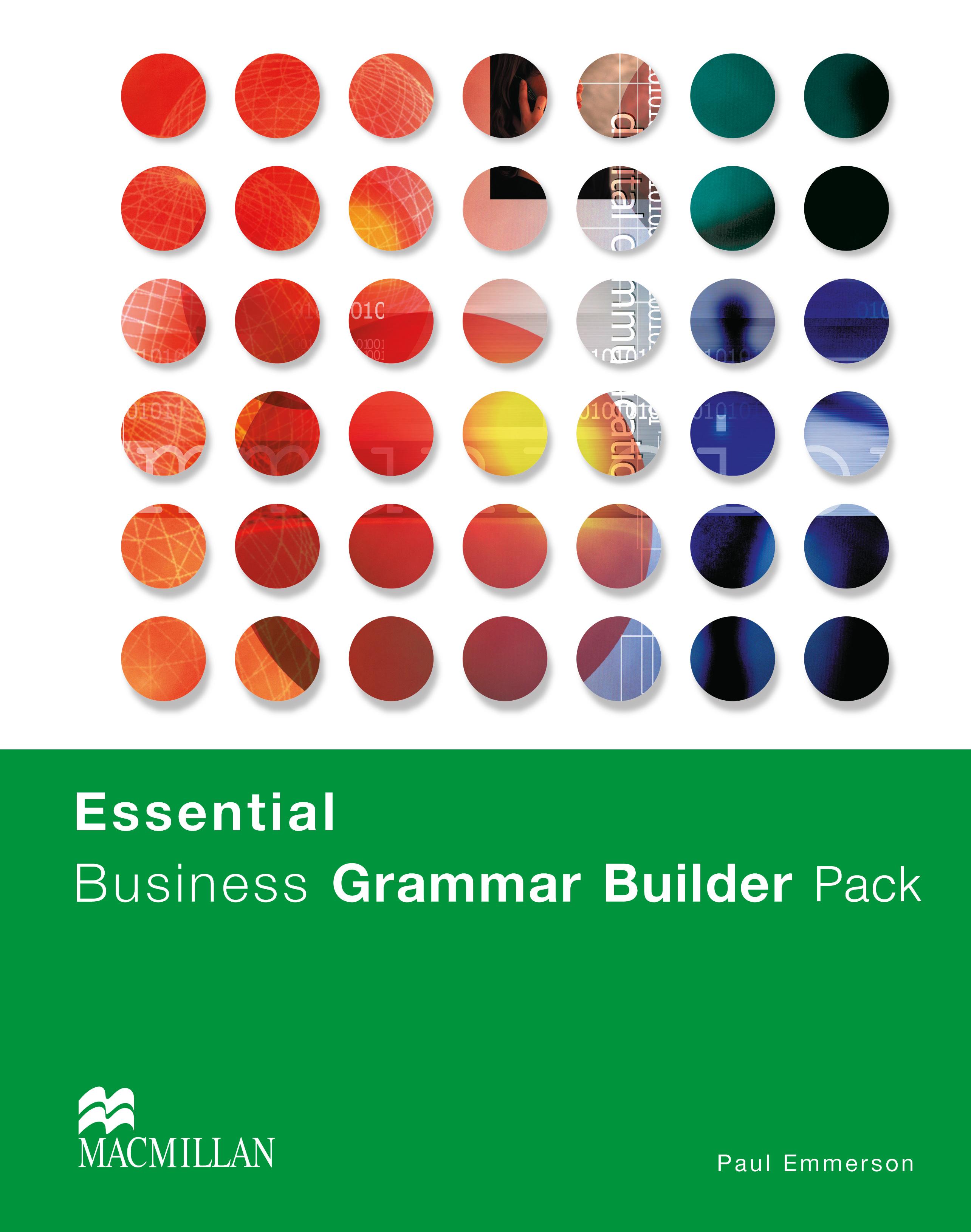Essential Business Grammar Builder