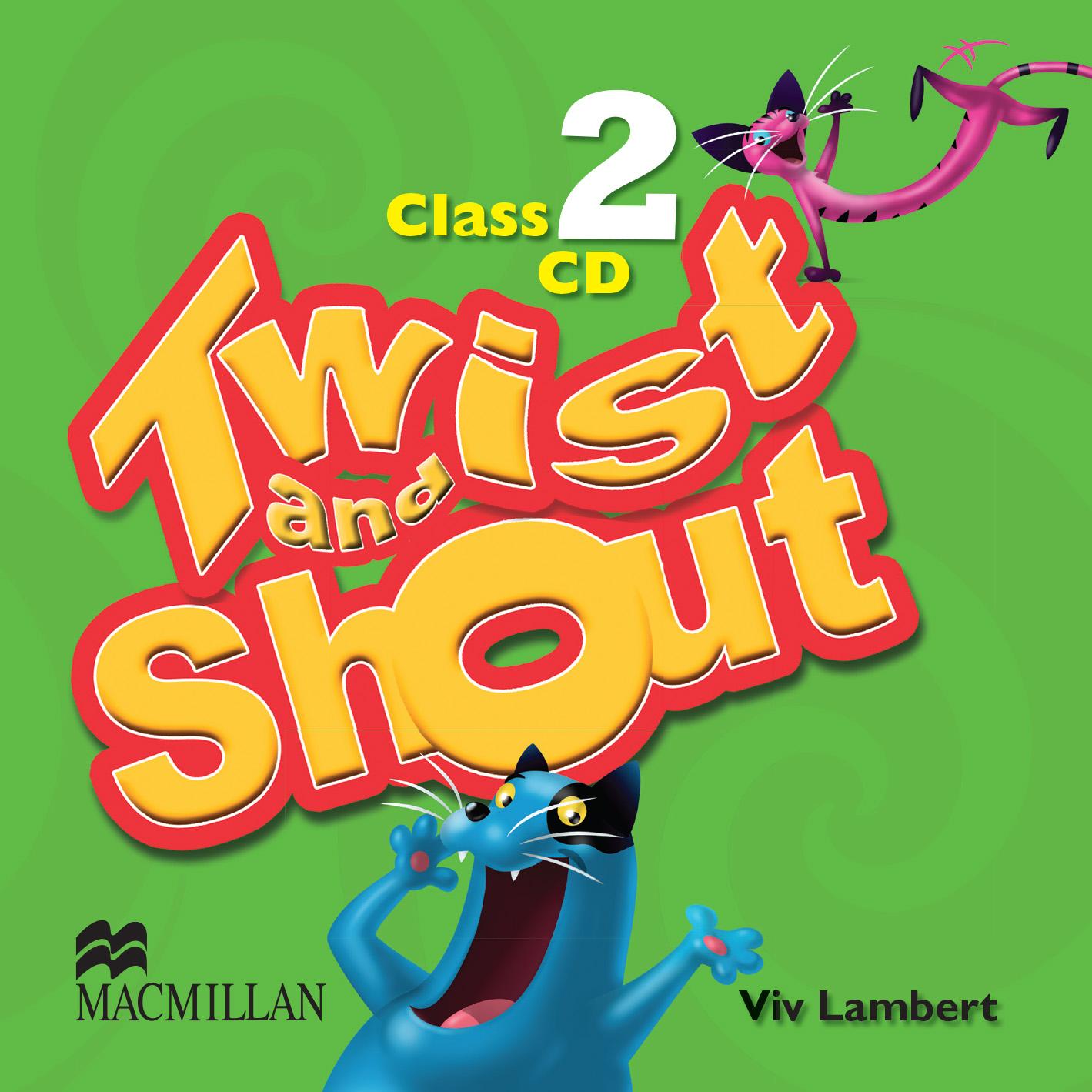 Twist & Shout 2 Class Audio CD