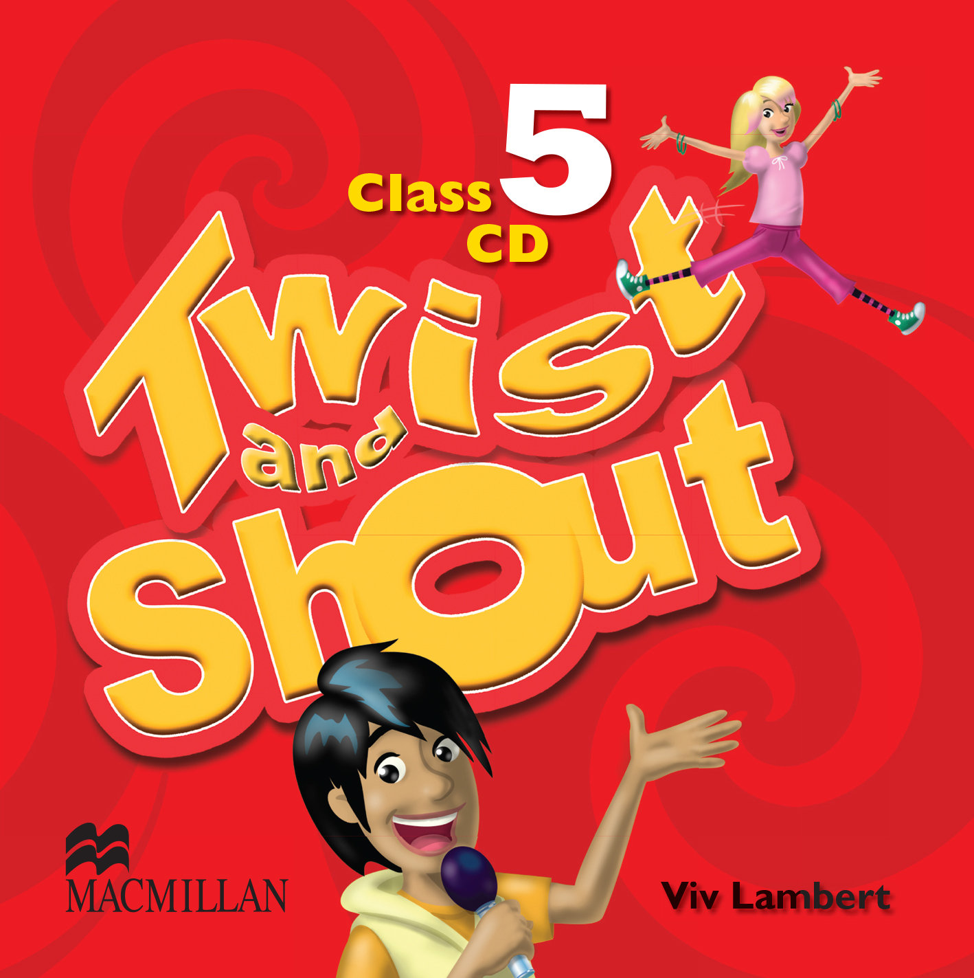 Twist & Shout 5 Class Audio CD